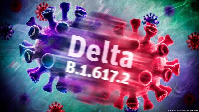 Biến thể Delta còn được gọi là