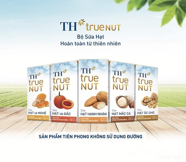 Sữa hạt TH true NUT là lựa chọn lý tưởng cho chế độ dinh dưỡng lành mạnh.