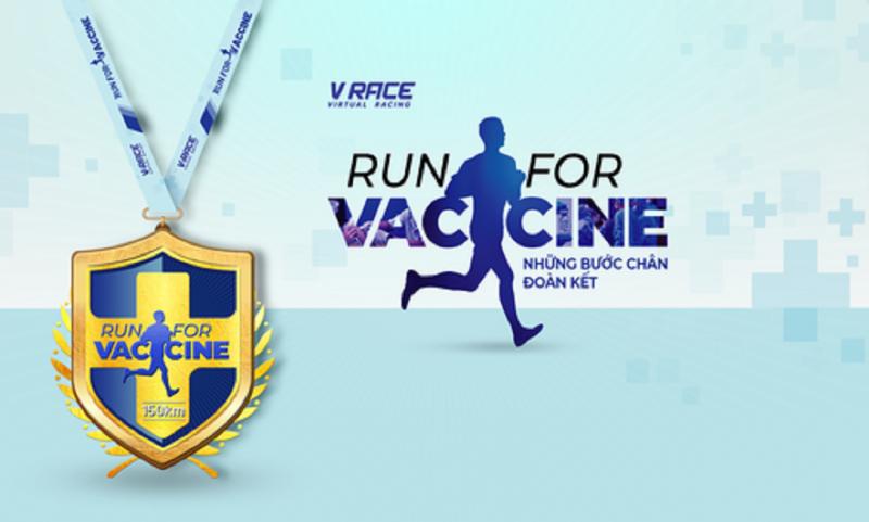Nhân viên Home Credit tham gia giải chạy Vrace để gây quỹ Vaccine