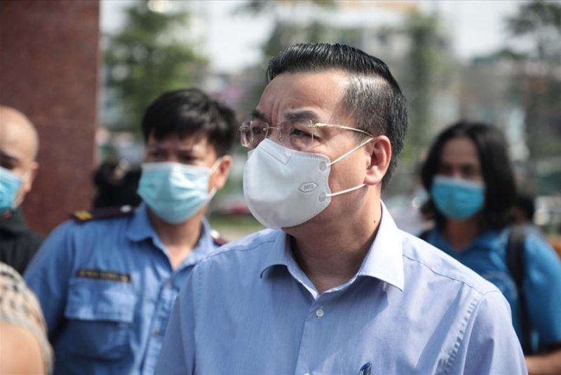 Chủ tịch thành phố Chu Ngọc Anh yêu cầu minh bạch mọi thông tin về tiêm vaccine