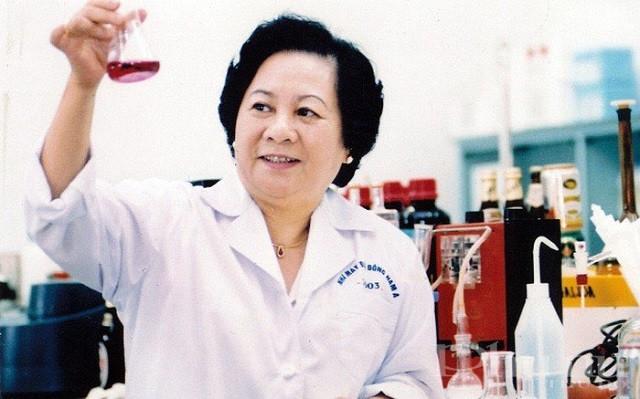 Nhà khoa học Nguyễn Thị Anh Nhân say mê đưa tiến bộ khoa học vào ứng dụng thực tiễn và sản xuất.