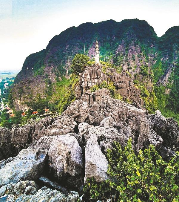 Vẻ đẹp vùng núi non hùng vĩ