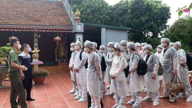 Phát hiện 20 người Trung Quốc nhập cảnh trái phép, lưu trú tại Ân Thi, Hưng Yên