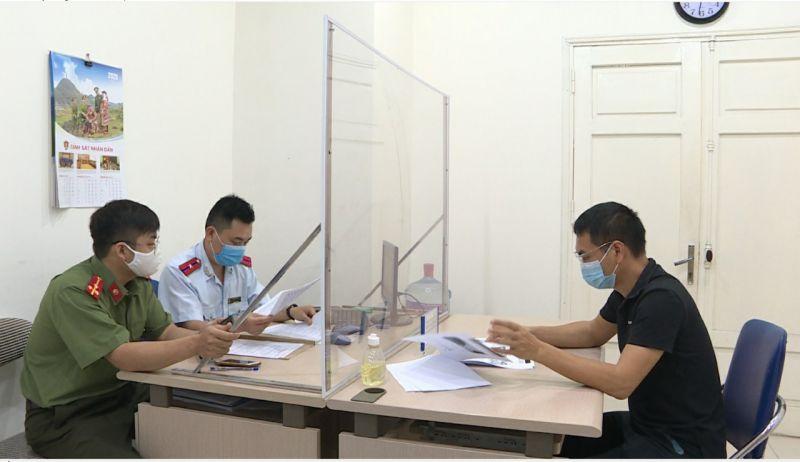 """Sở Thông tin và Truyền thông Hà Nội xử phạt vi phạm hành chính với một đối tượng có hành vi """"cung cấp thông tin sai sự thật"""" trên mạng xã hội"""