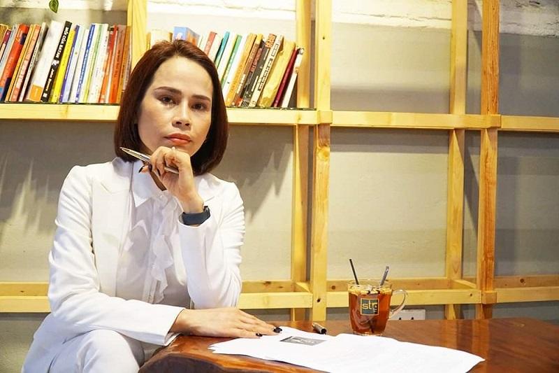 Nguyễn Thị Hải Bình luôn mong muốn có thể làm được nhiều hơn những điều tốt cộng đồng