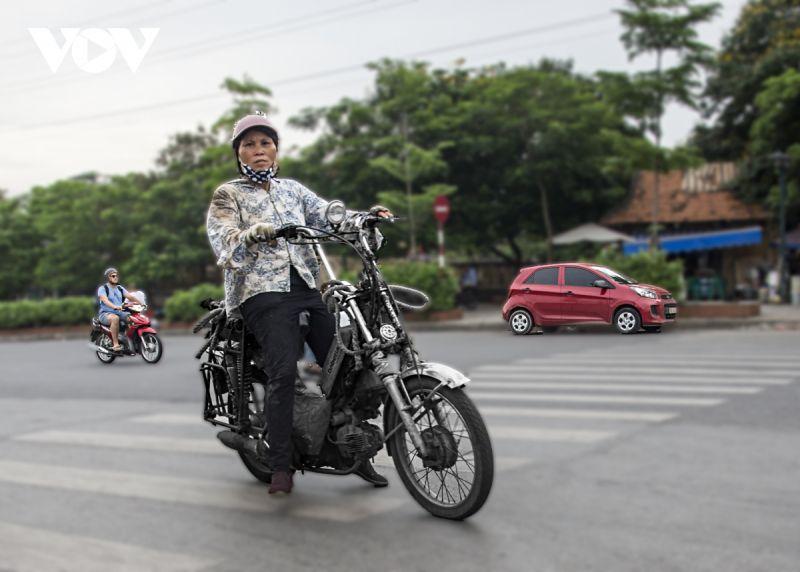 Dự kiến tháng 9/2021 Hà Nội sẽ thu xe máy cũ đổi xe mới để bảo vệ môi trường.
