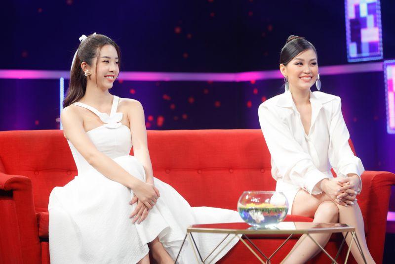 Á hậu Diễm Trang và Thuý An tham gia chương trình