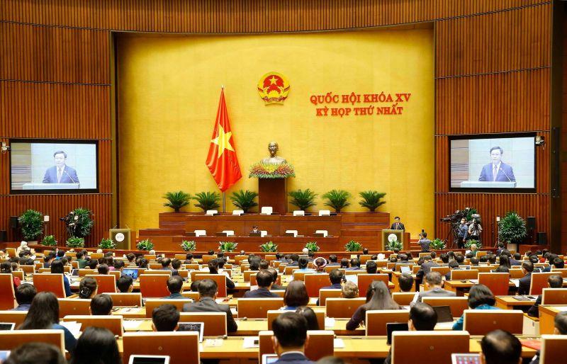 Kỳ họp thứ Nhất đã rất thành công, tạo tiền đề, động lực và mở ra một khởi đầu tốt đẹp của nhiệm kỳ Quốc hội khóa XV