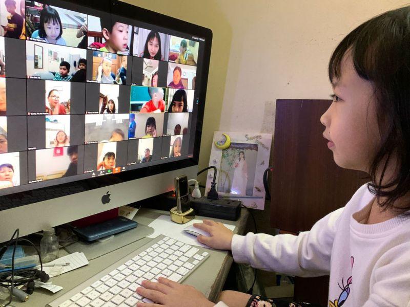 Một số trường ngoài công lập đầu khởi động việc tập trung học sinh trở lại theo hình thức trực tuyến để bắt đầu năm học mới 2021 – 2022