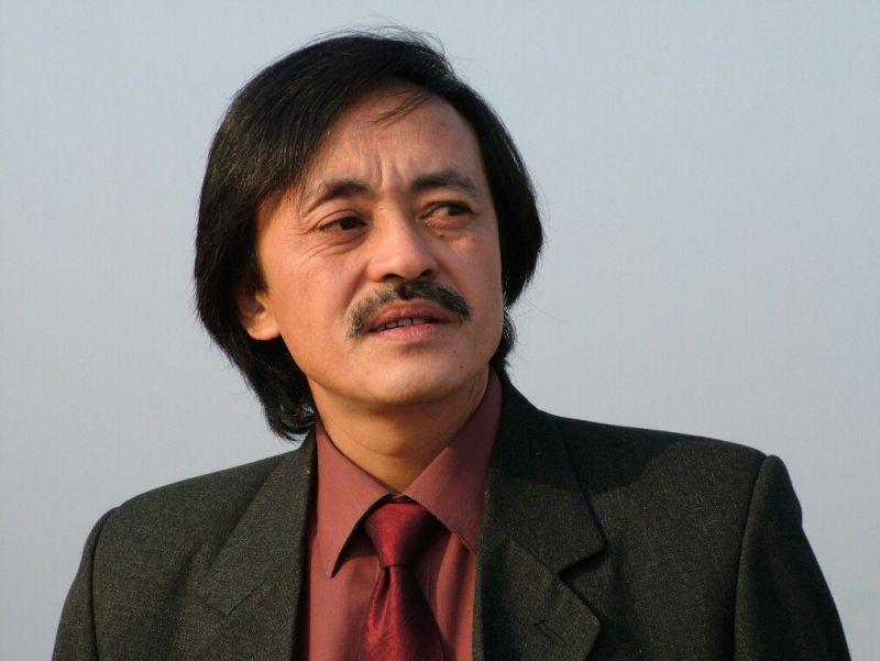 Nghệ sĩ Lê Hồng Giang