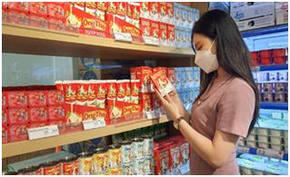 6 tháng đầu năm, Vinamilk hoàn thành 46,6% kế hoạch doanh thu, tiếp tục là thương hiệu được người tiêu dùng Việt Nam chọn mua nhiều nhất trong nhiều năm liền