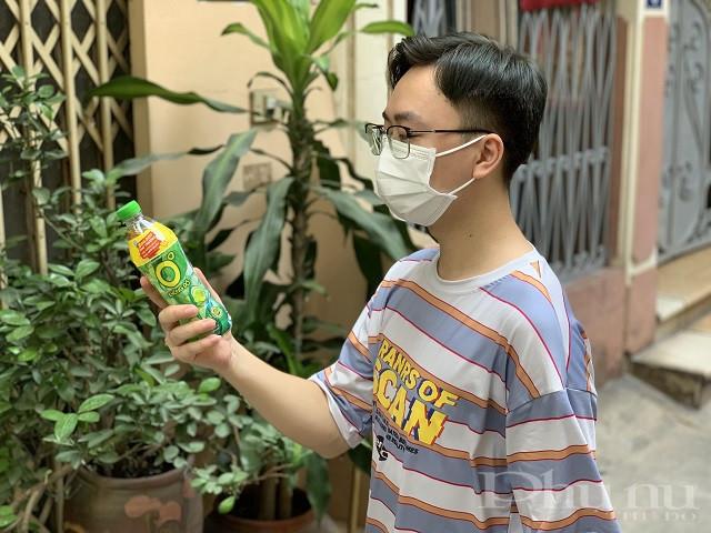 Trà Xanh Không Độ với hợp chất EGCG và bổ sung vitamin C mang đến cảm giác thư giãn, sảng khoái.