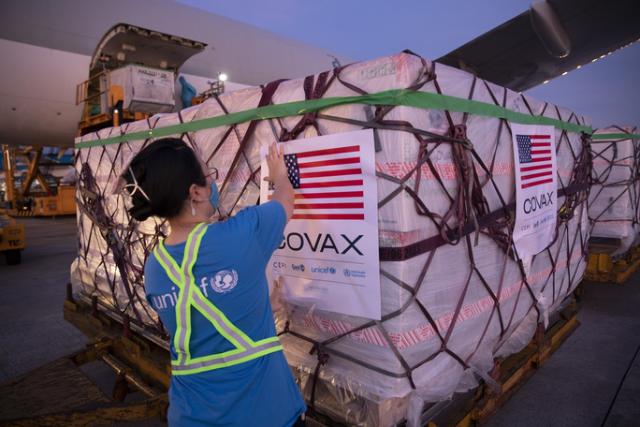 Việt Nam đã tiếp nhận hơn 2 triệu liều vắc-xin Moderna do Chính phủ Mỹ hỗ trợ thông qua Cơ chế Covax.