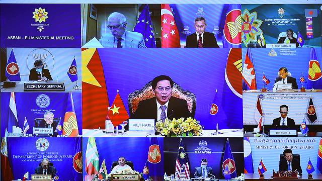 Toàn cảnh Hội nghị - Ảnh: BNG