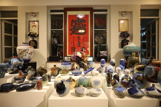 Những sản phẩm gốm sứ Bát Tràng luôn thu hút khách hàng trong và ngoài nước