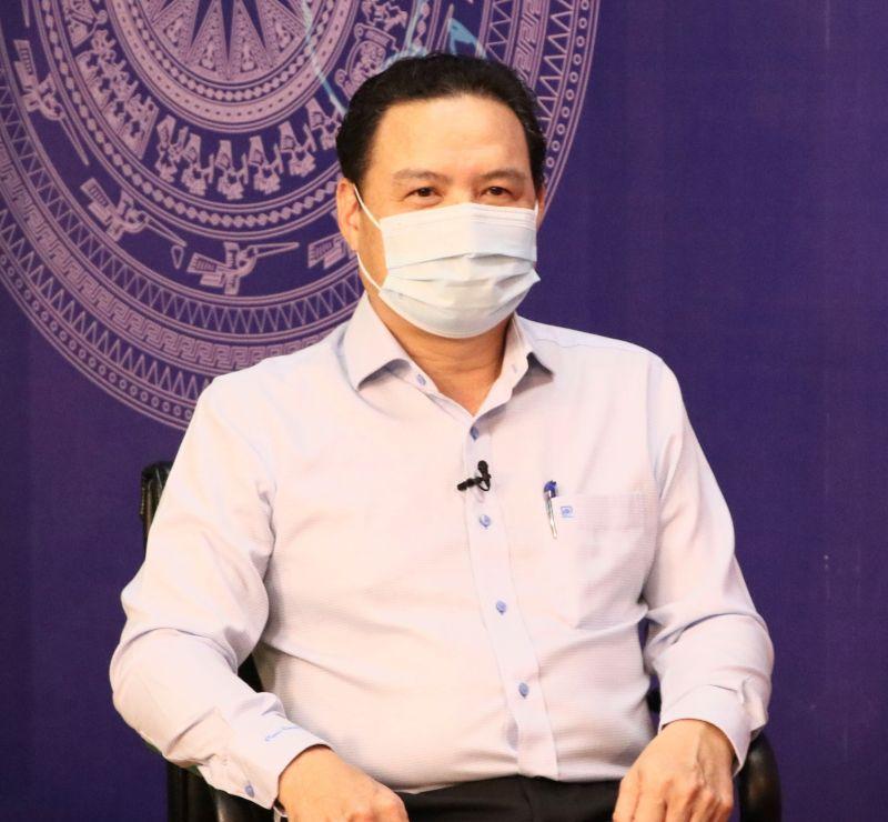 Thứ trưởng Bộ LĐTB&XH Lê Văn Thanh trả lời phỏng vấn