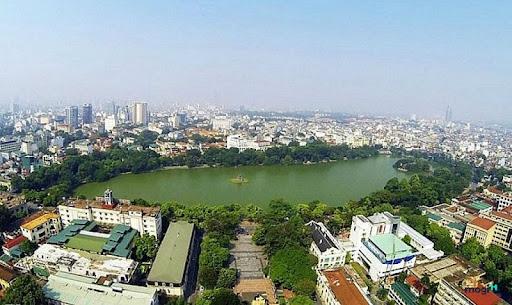 Hà Nội phấn đấu trở thành Thành phố 'xanh-thông minh-hiện đại'