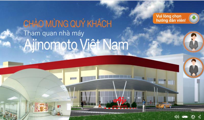 Ajinomoto Việt Nam ra mắt Nền tảng