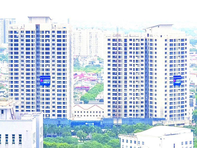 Dự án Khu đô thị Văn Phú, quận Hà Đông