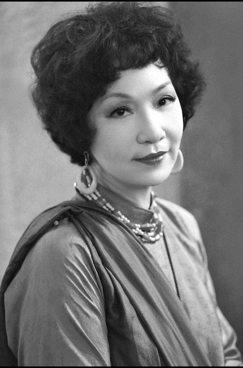 Bà Đỗ Thị Thanh Nhã – Tổng Biên tập Báo PNTĐ từ năm 2007-2015