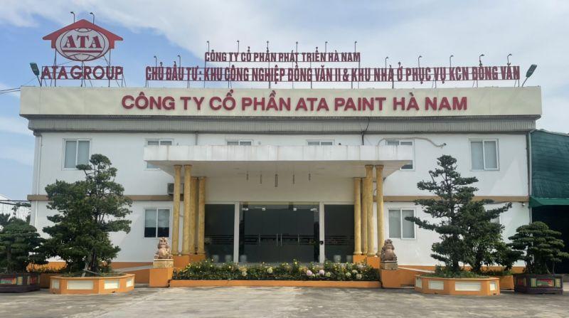 """Đại diện Tập đoàn ATA còn phản ánh, thời gian qua, UBND tỉnh Hà Nam đã cho thanh tra và ban hành Kết luận thanh tra số 112/KLTT-UBND, ngày 18/1/2016, xác định: """"Dự án phải thực hiện theo phê duyệt quy hoạch ban đầu tại Quyết định số 797/QĐ-UB, ngày 16/6/2004 do Công ty ATA là chủ sở hữu và Công ty Hà Nam đại diện chủ đầu tư""""…"""