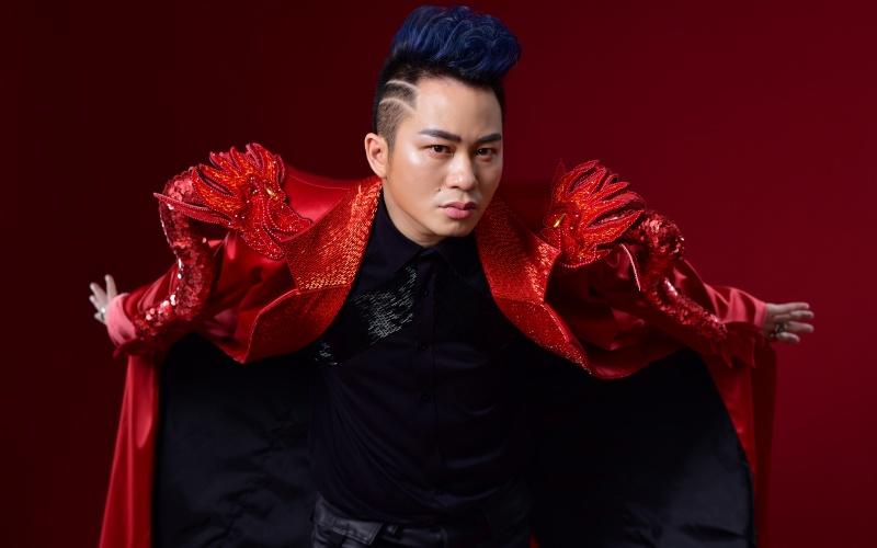 Ca sĩ Tùng Dương cũng tham gia chương trình