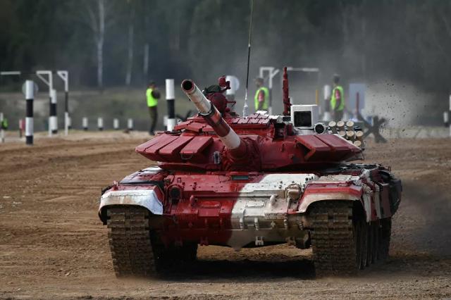 Xe  tăng T-72B3 quân đội Việt Nam.