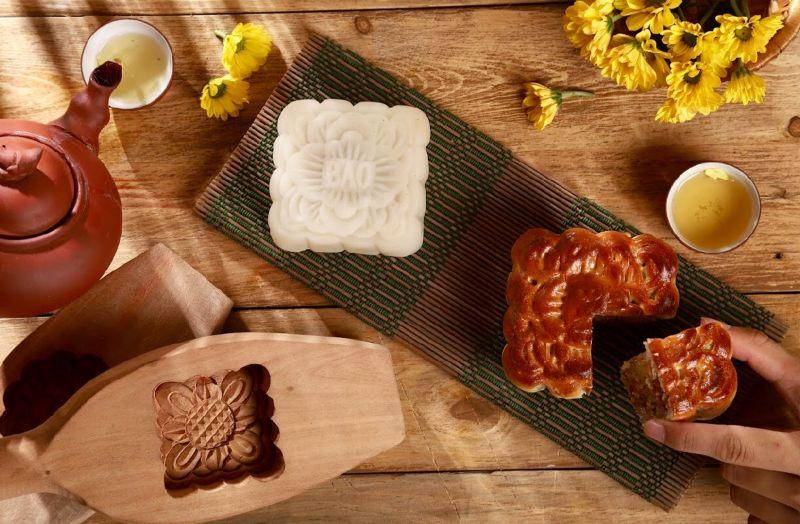 Bánh trung thu cổ truyền, mang đậm hương vị Việt