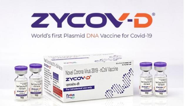 Vắc-xin ZyCoV-D là vắc- xin DNA ngừa Covid-19 đầu tiên trên thế giới được Ấn Độ phê duyệt.