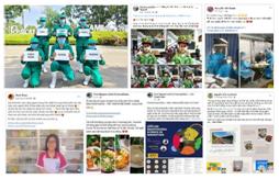 Các bài đăng về lối sống khỏe, tích cực đã được cộng đồng mạng tích cực chia sẻ khi tham gia chiến dịch