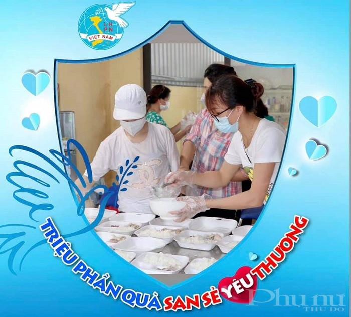Hội LHPN huyện Gia Lâm hưởng ứng chương trình