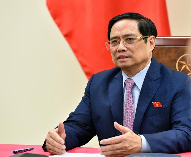 Tại Hội nghị thượng đỉnh thương mại dịch vụ toàn cầu năm 2021, Thủ tướng Phạm Minh Chính sẽ có bài  phát biểu quan trọng về quan điểm của Việt Nam đối với sự phát triển kinh tế số, công nghệ số và hợp tác quốc tế trong lĩnh vực này.