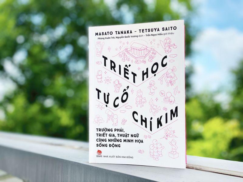 Cuốn sách 'Triết học tự cổ chí kim' mang đến cho độc giả các góc nhìn mới mẻ về bản thân cũng như thế giới xung quanh mình
