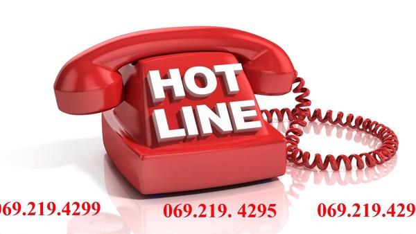 3 số điện thoại Hotline của Công an thành phố