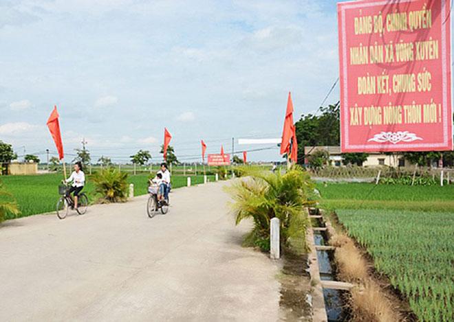 Hà Nội phấn đấu đến hết năm 2022, có 100% số huyện, thị xã đạt chuẩn nông thôn mới