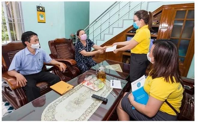 Hà Nội chi trả lương hưu tại nhà. Ảnh minh họa, nguồn: ANTĐ