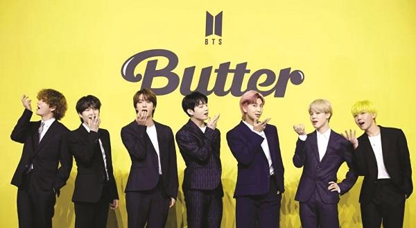 Nhóm nhạc Hàn Quốc BTS  Ảnh: Int