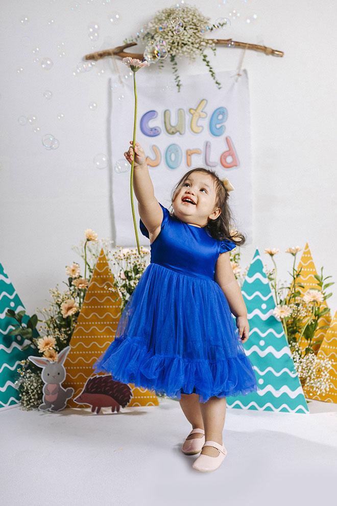 Con gái Nguyễn Ngọc Anh đã tròn 2 tuổi