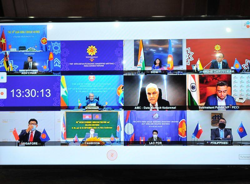 Các Bộ trưởng phát biểu