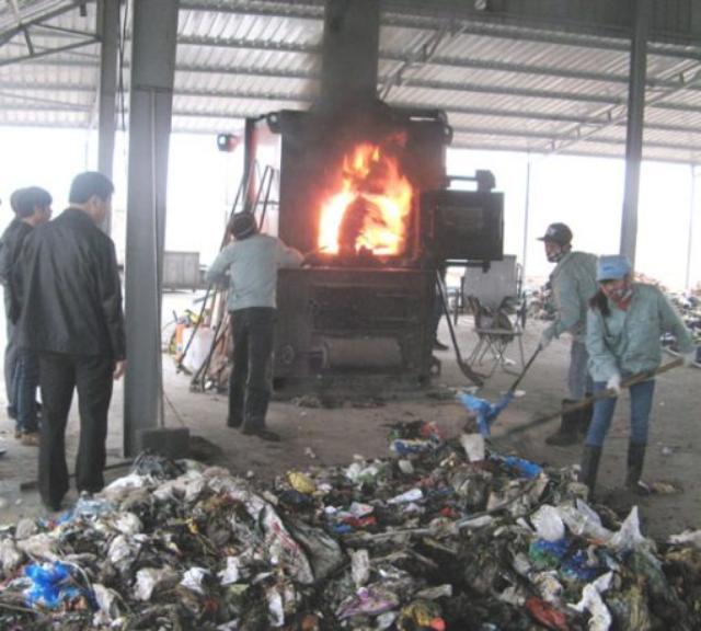 Nếu vận hành không hiệu quả, các lò đốt rác còn có thể thải ra thêm