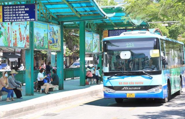 Hà Nội đang lên phương án mở lại hoạt động vận tải hành khách công cộng