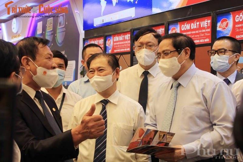 Thủ tướng dành nhiều sự quan tâm cho đội ngũ trí thức KHH&CN nước nhà.