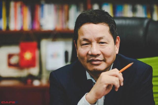 Chủ tịch HĐQT FPT Trương Gia Bình.