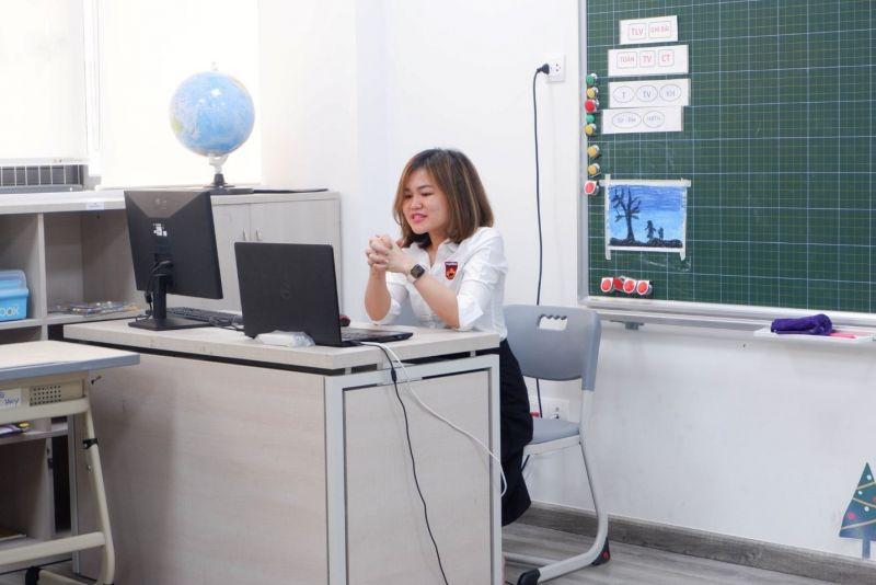 Trong bối cảnh mới, giáo viên trường Sunshine Maple Bear luôn nỗ lực tìm ra các giải pháp để nâng cao chất lượng giảng dạy