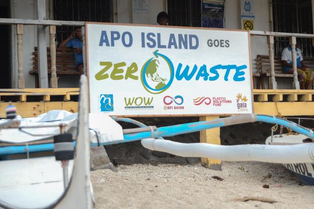 Hòn đảo du lịch Apo chính thức được công nhận là