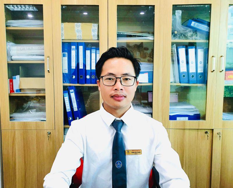 Luật sư Phạm Văn Thuận