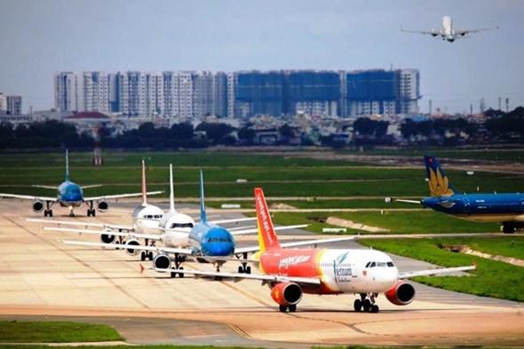 Hàng không đang là lĩnh vực nóng lòng được nối lại hoạt động vận tải hành khách.