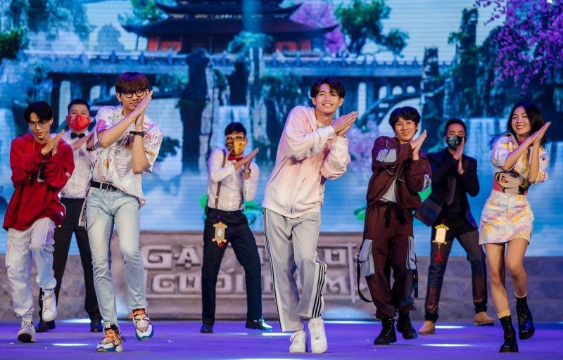 Vũ công Quang Đăng sẽ biểu diễn trong chương trình Ngày Việt Nam tại Thụy Sỹ. (Ảnh: NVCC)