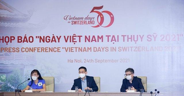 Ngày Việt Nam tại Thụy sỹ 2021 góp phần thắt chặt mối quan hệ hữu nghị giữa hai quốc gia, giới thiệu hình ảnh Việt Nam giàu bản sắc nhưng không kém phần hiện đại tới công chúng tại Thuỵ Sỹ và châu Âu
