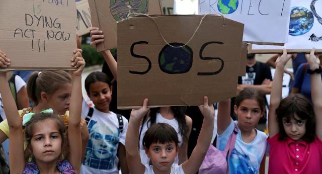 Trẻ em là đối tượng chịu ảnh hưởng nặng nề bởi tác động khủng hoảng khí hậu.